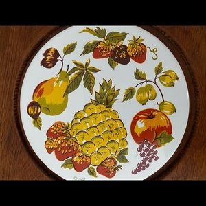 Cheese Tray Mid Century Modern by Goodwood